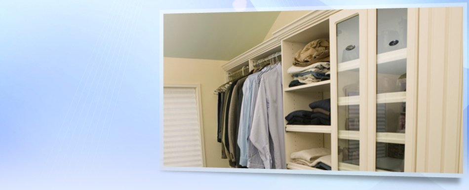 Customize Your Wardrobe With Our Glass Inserts