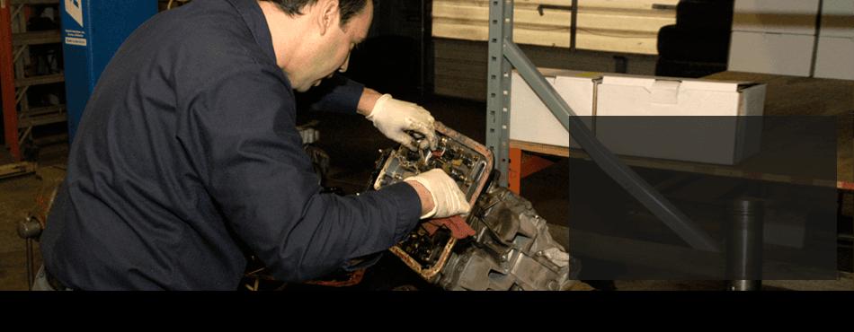 Transmission repaire