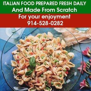 Italian Food Menu - Peekskill, NY - Napoli's Pizza Restaurant