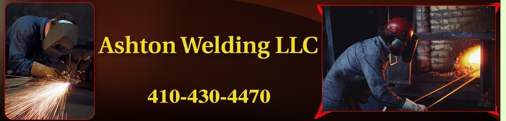 Welding Service - Ocean City, MD - Ashton Welding LLC