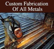 Metal Fabrication Service - Ocean City, MD - Ashton Welding LLC