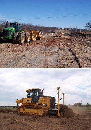 Excavation - Ardmore, OK - Dirtworks Company