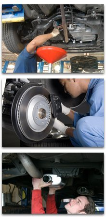 auto service - Rochester, IN - Fulton County Best One Tire & Service-Oil-Change-Service,-Brake-Service-and-Muffler-Service