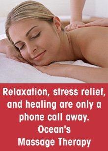 Massage - Oak Hill, WV - Ocean's Massage Therapy