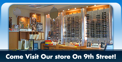 Optometrist  - Brooklyn, NY - 9th Street Optical Center  - Eye Exam - Come Visit Our store On 9th Street!
