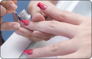 Nail services | Patchogue, NY | Tricia's Hair Galleria | 631-758-5670