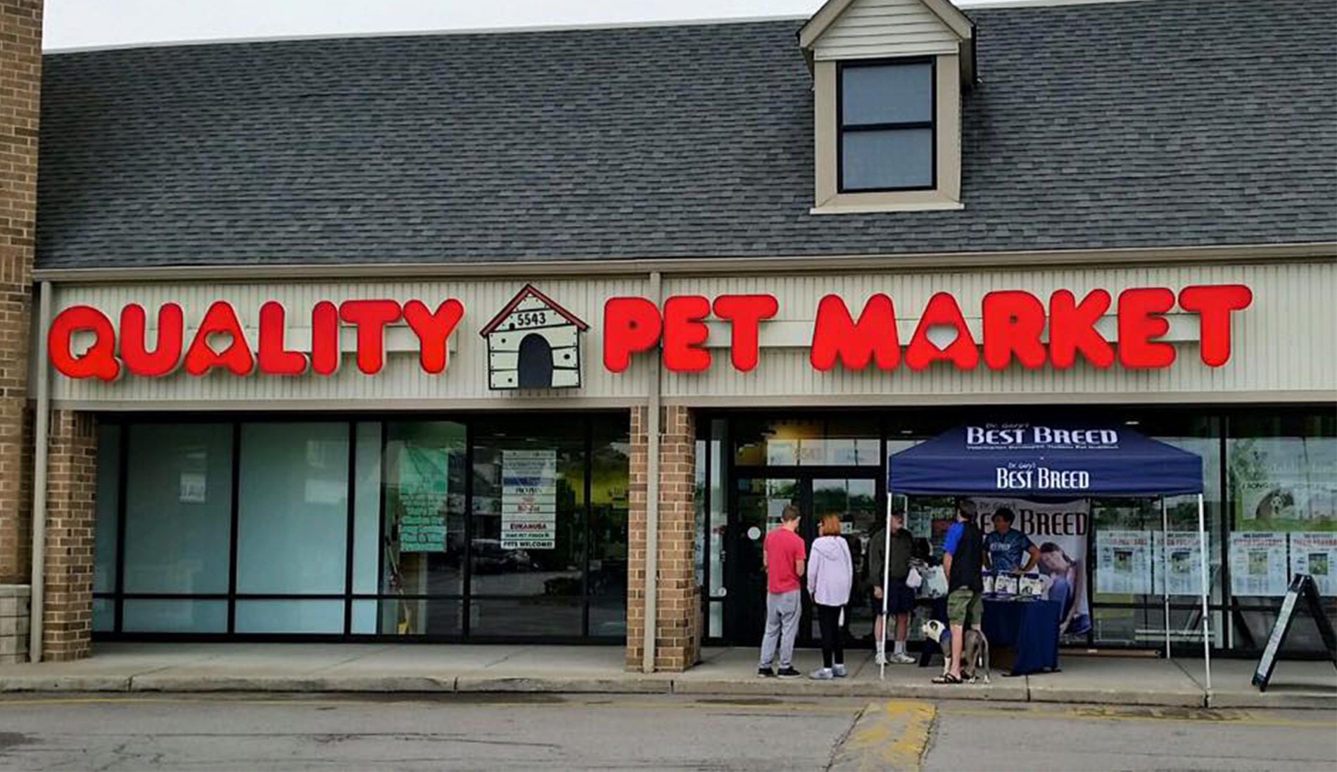 Quality Pet Market Shop