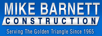 Mike Barnett Construction - Logo