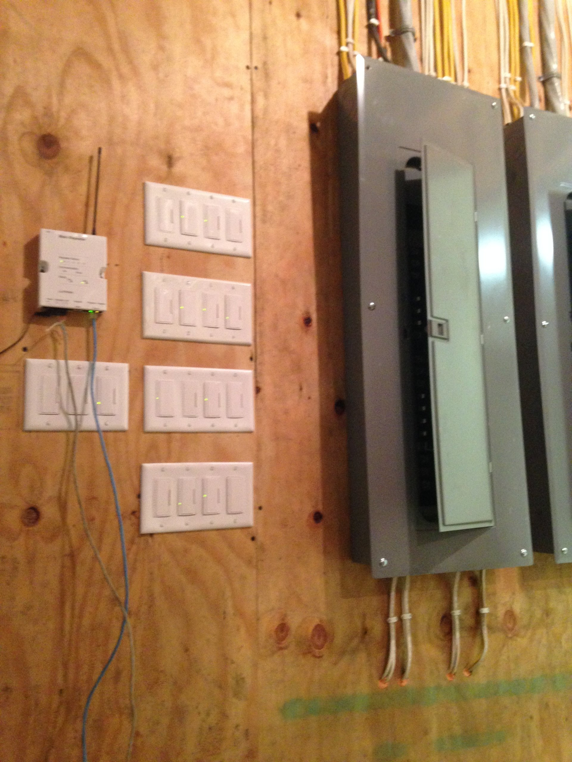 Singer Vaughn Electric Gallery Electrical Service Kettering Oh Home Fuse Box Doors And Switch