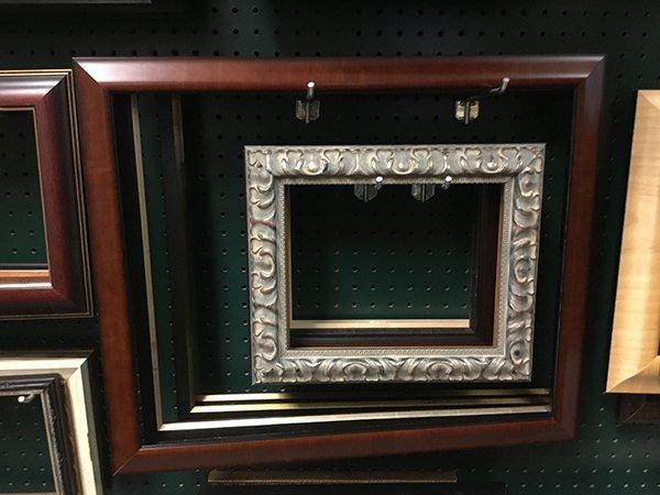 Premade frames