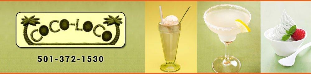 Ice Cream Machine Rental - North Little Rock, AR - Coco-Loco