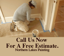 Painting - Embarrass, MN - Northern Lakes Painting