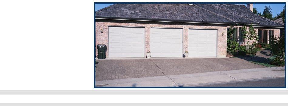Residential And Commercial Garage Door Installations