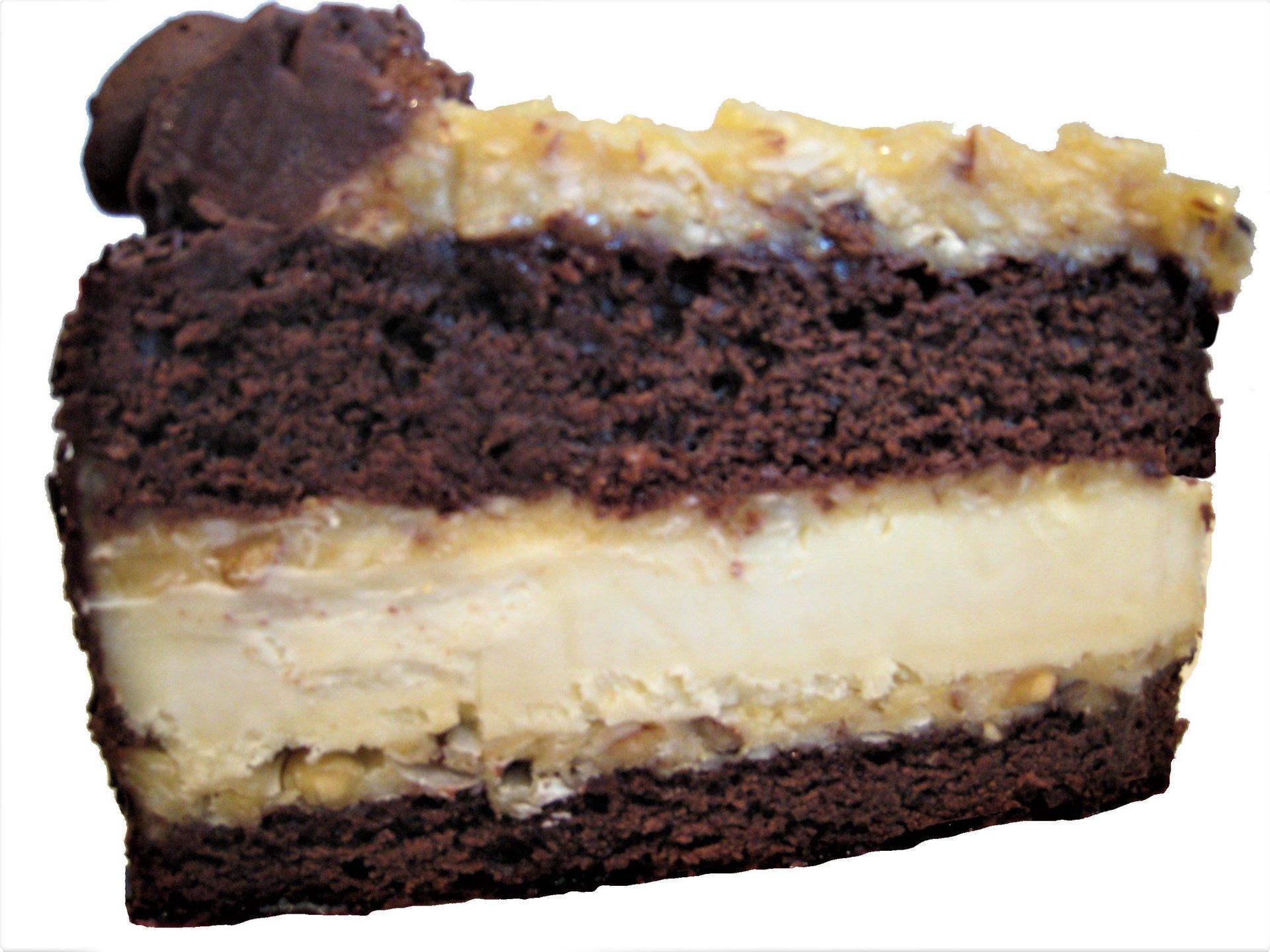 German Chocolate Cheese Cake