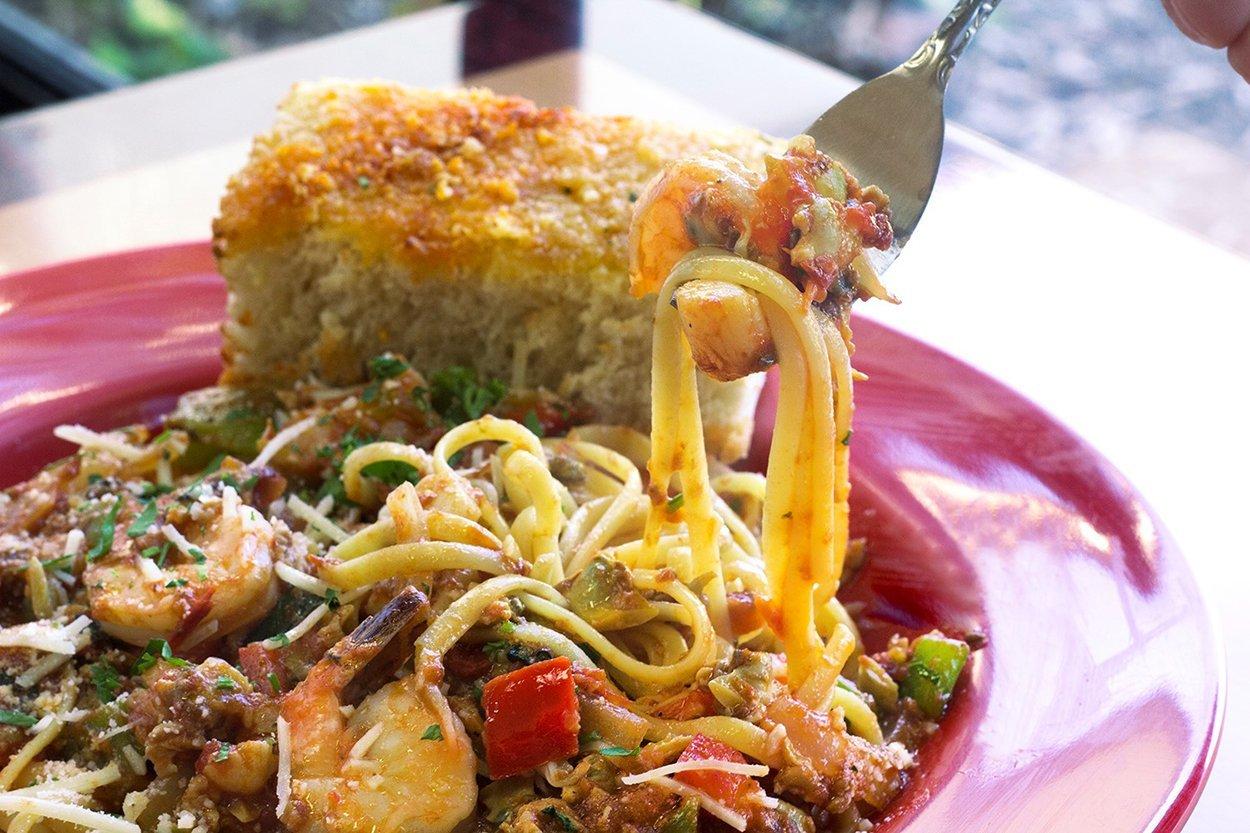 Linguini Seafood