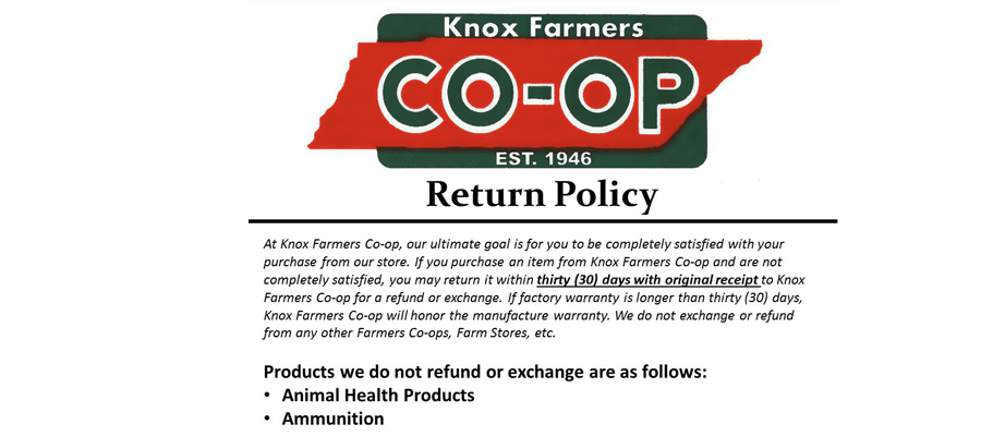 Knox Farmers Cooperative