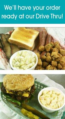 Barbecue Restaurant - Guthrie, OK - Railhead BBQ