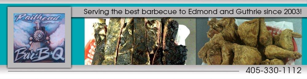 Barbecue Grill - Guthrie, OK - Railhead BBQ