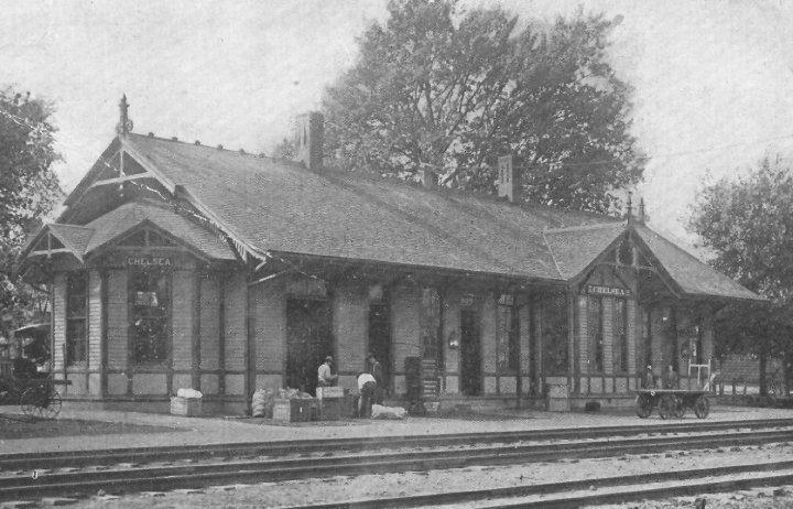 Old Chelsea depot