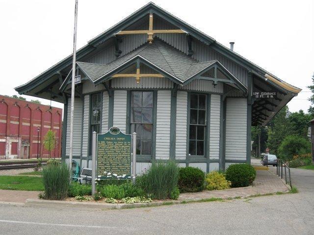 Chelsea depot outside
