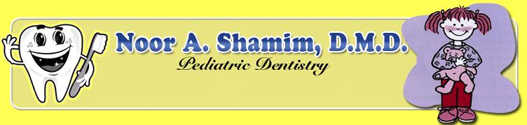 Noor A Shamim DMD - Logo