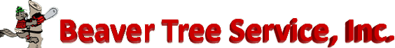 Beaver Tree Service, Inc. Logo