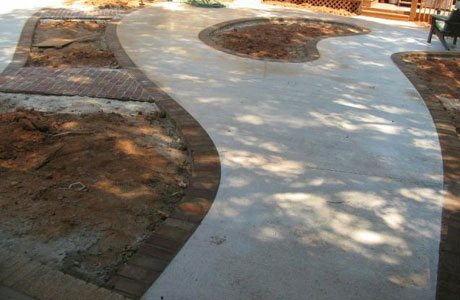Concrete Services Mcdonough Ga Jeff Sullivan Concrete