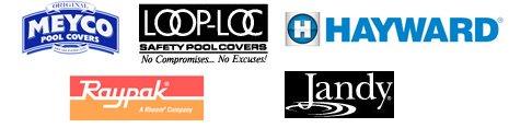 Coleman, LoopLoc, Hayward, Raypak, Jandy