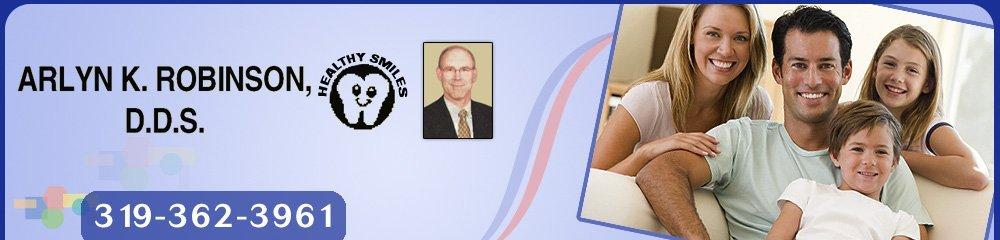 Family Dentist - Cedar Rapids, IA - Arlyn K. Robinson, D.D.S.