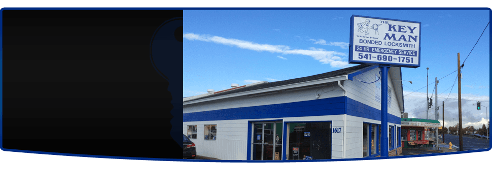 Lock Outs | Grants Pass, OR | The Key Man | 541-479-1842