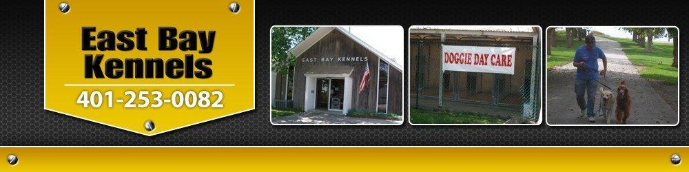 Pet Boarding Services - Bristol, RI - East Bay Kennels