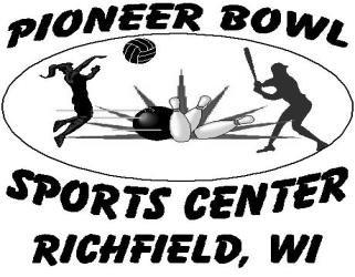 Pioneer Bowl Sports Center - Logo