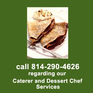 restaurant - Clearfield  PA - Express Cafe & Catering - call 814-290-4626 regarding our Caterer and Dessert Chef services