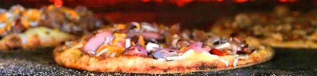 Delectable pizzas