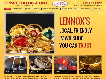 30++ Lennox jewelry loan lennox ca info