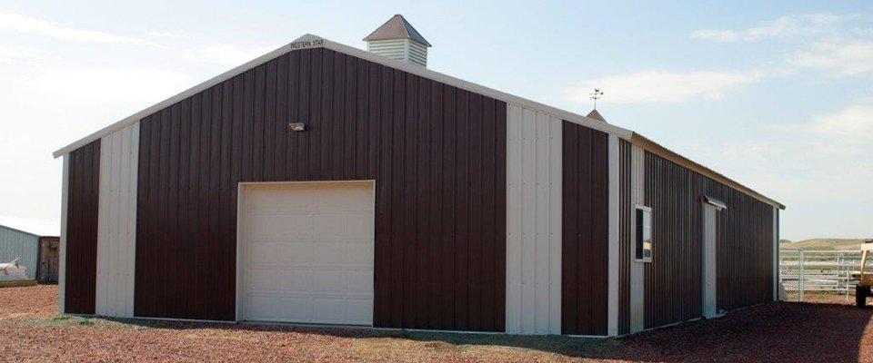 marvelous star building garage packages #5: Outstanding Custom Post-Frame Buildings and Garage Doors