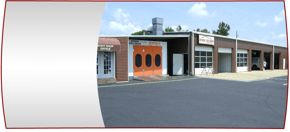 Byron Collision Center, INC shop and office