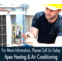 HVAC Contractor - Austin, TX - Apex Heating & Air Conditioning