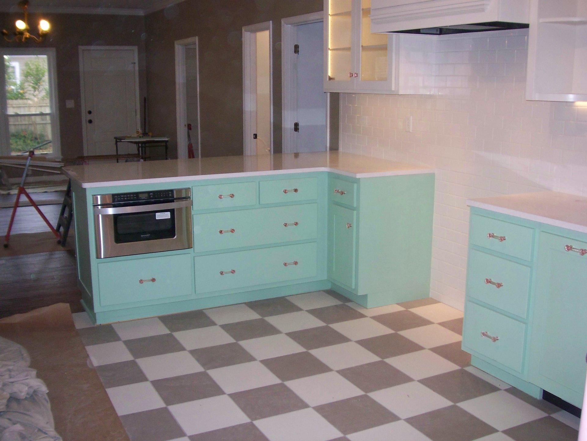 Pettigrew Cabinets Inc. Kitchen Cabinets | Plantersville, MS
