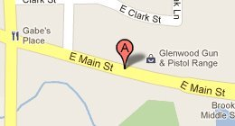 Glenwood Paint & Wallpaper 113 E Main St Glenwood, IL 60425