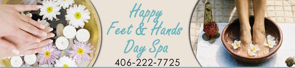 Nail Salon Livingston, MT - Happy Feet & Hands Day Spa 406-222-7725