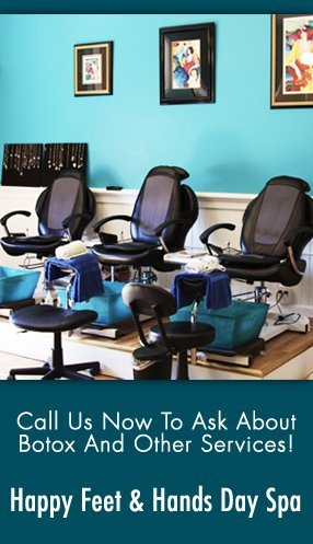 Nail Salon - Livingston, MT - Happy Feet & Hands Day Spa