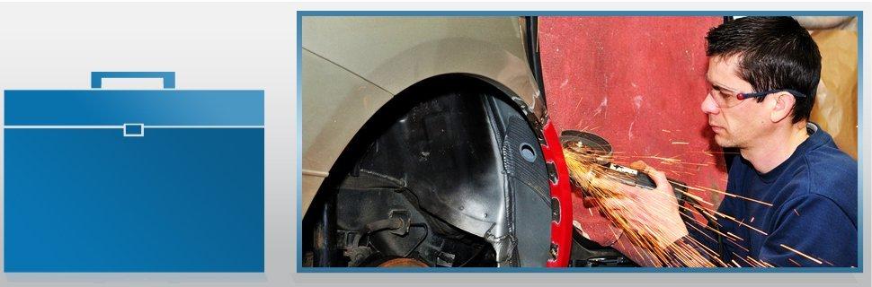 Frame Straightening | Millburg, MI | Jerry's Collision Repair Inc | 269-944-5911