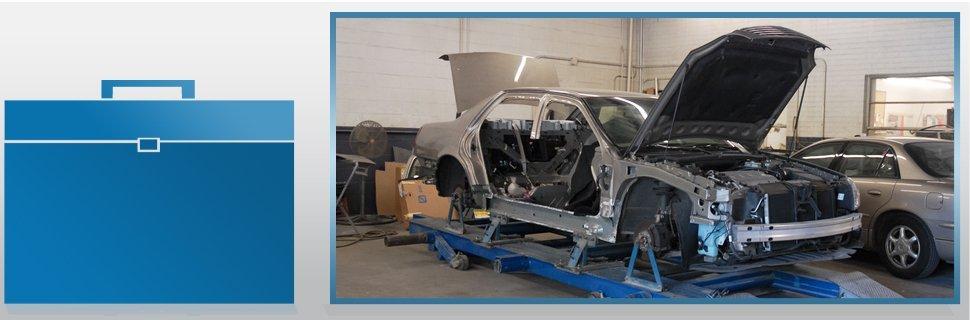 Complete Frame Repairs | Millburg, MI | Jerry's Collision Repair Inc | 269-944-5911