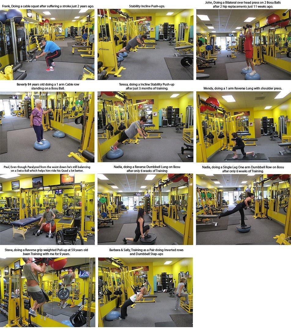 Personal Training | Chino Hills,  CA | Custom Fitness Personal Training | 888-982-8027