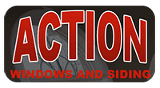 Action Windows and Siding - Logo