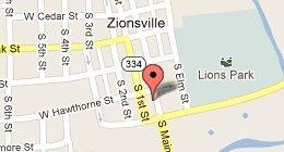 Zionsville Locksmith And Safe Co 340 S. Main Zionsville, IN  46077