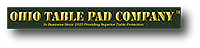Ohio table pad company