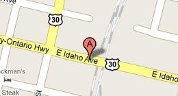 Oregon Trail Motel - 92 East Idaho Ave Ontario, OR 97914