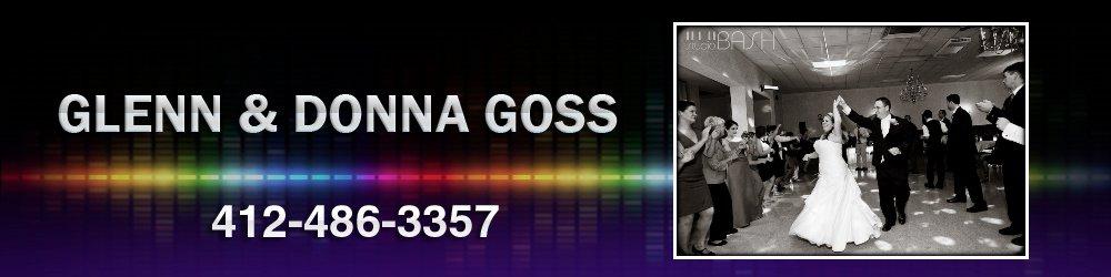 Disc Jockeys - Glenshaw, PA - Glenn & Donna Goss